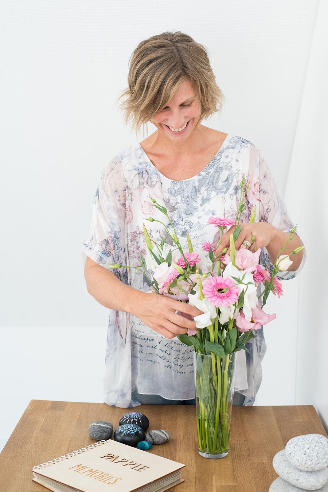Verlies & Veerkracht Rouwverwerking bloemen