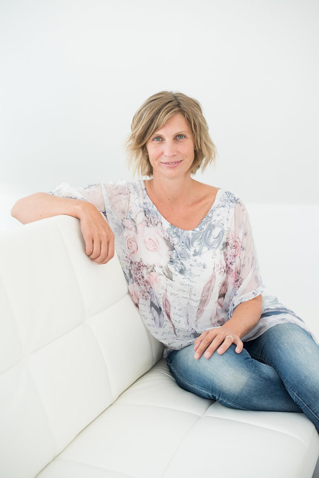 Rouwtherapeut Sigrid Christiaens