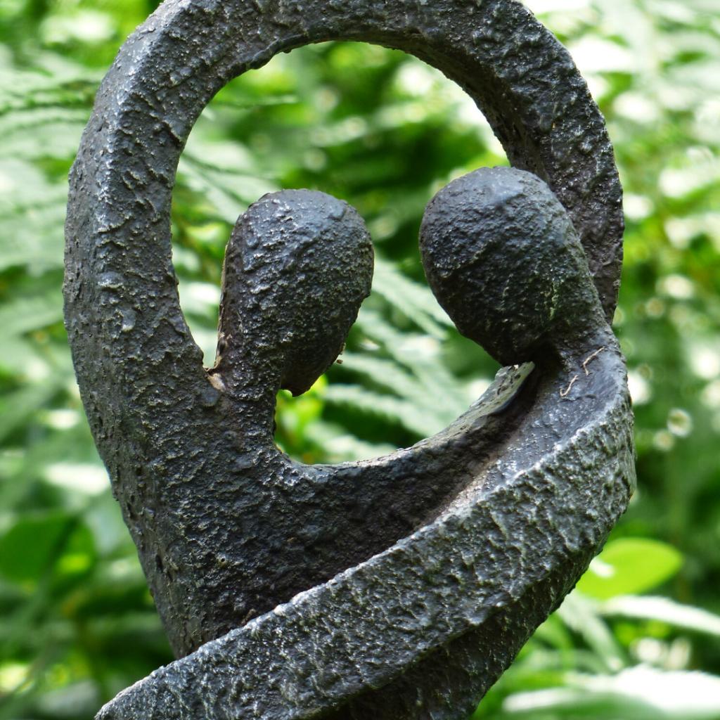 tuinbeeld herinnering