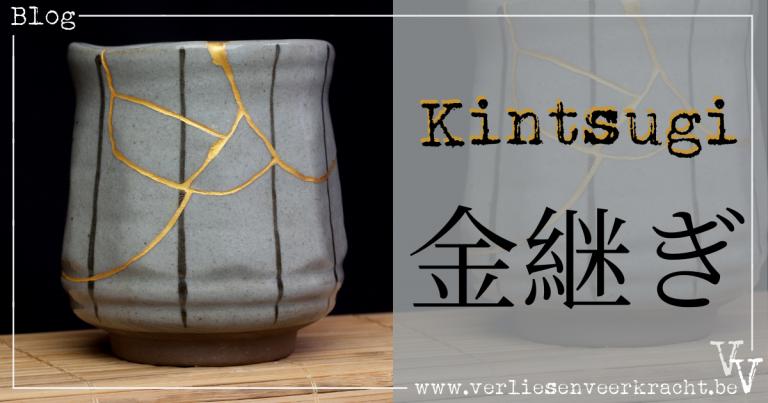 kintsugi en rouw