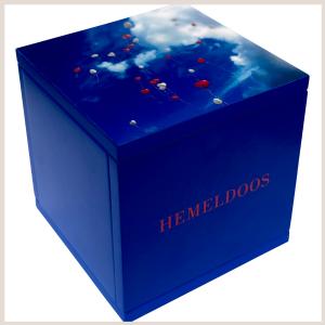 Hemeldoos webshop blauw