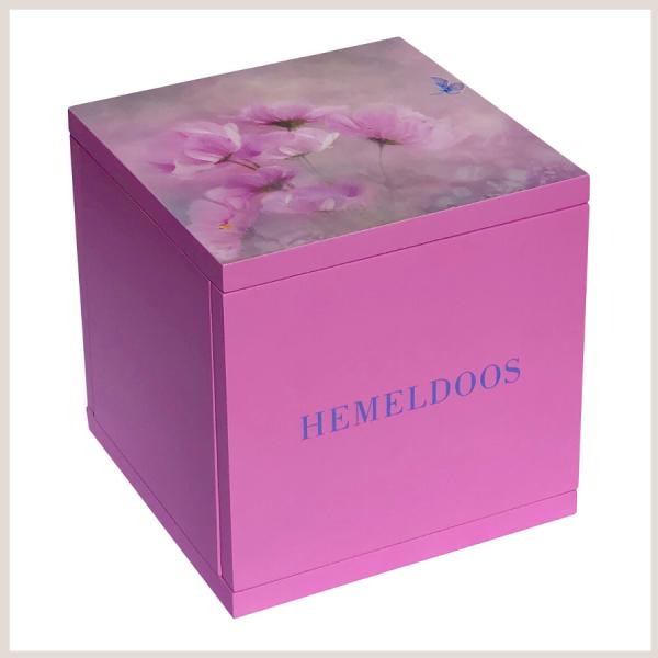 Hemeldoos webshop roze